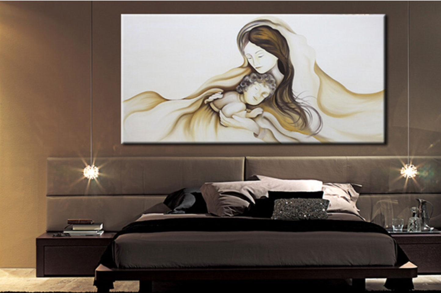 Chiara chironna idee d 39 arredo camera da letto - Quadri da mettere in camera da letto ...